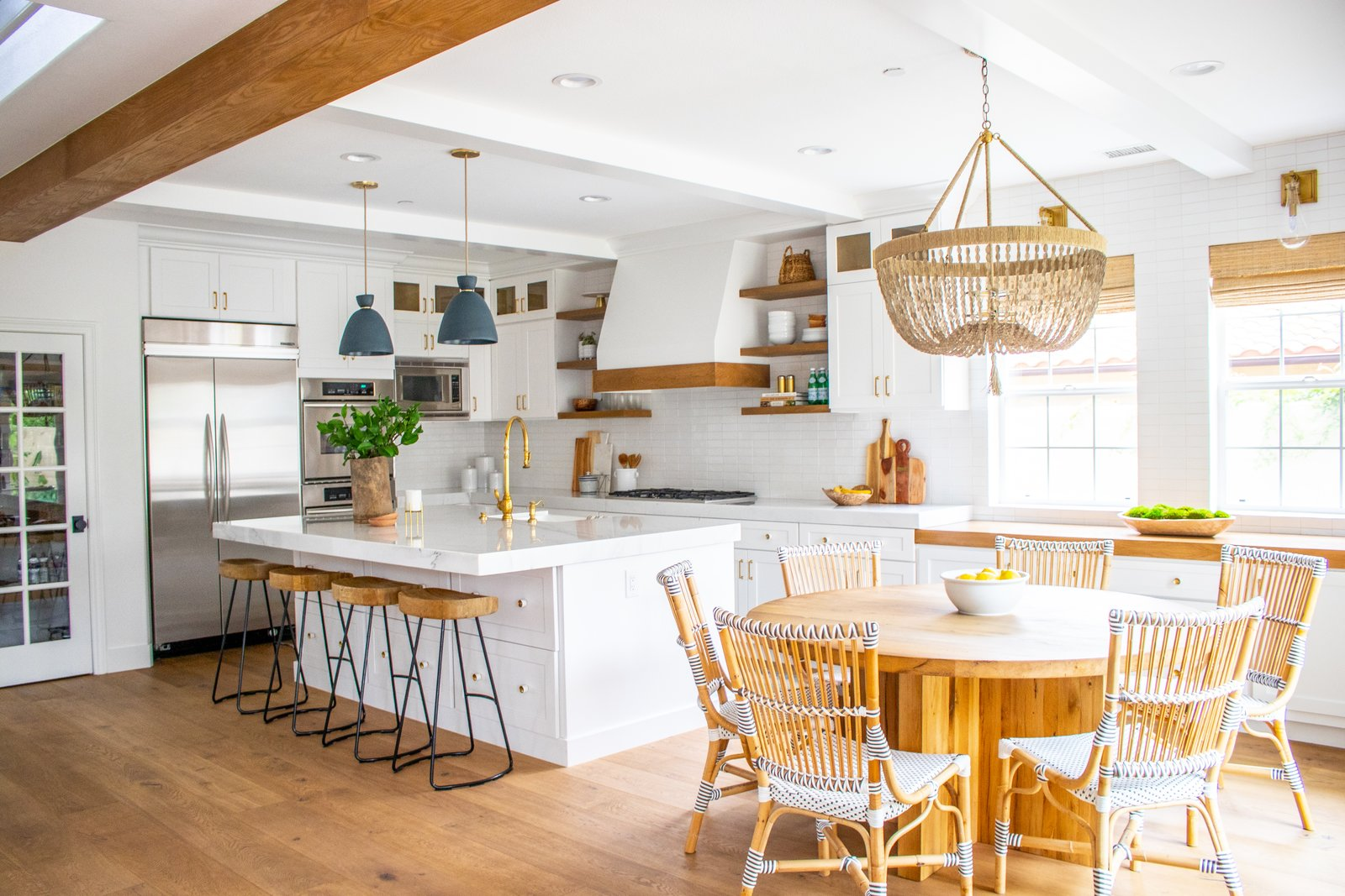 Becki Owens San Clemente kitchen renovation
