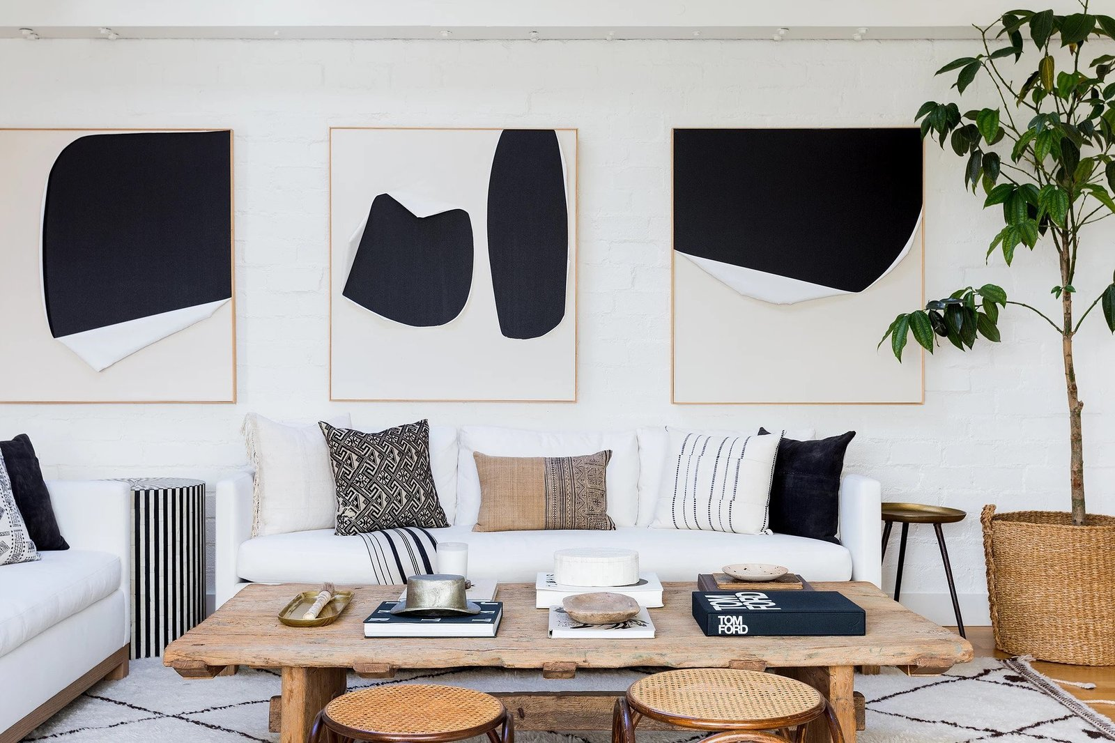 Here S The Secret To Making A Neutral Palette Pop In Your Home Dwell