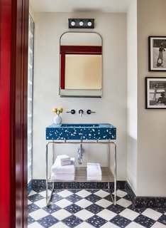 Detroit's Siren Hotel Has the Perfect Terrazzo Bathrooms—And They're Easy to Recreate at Home