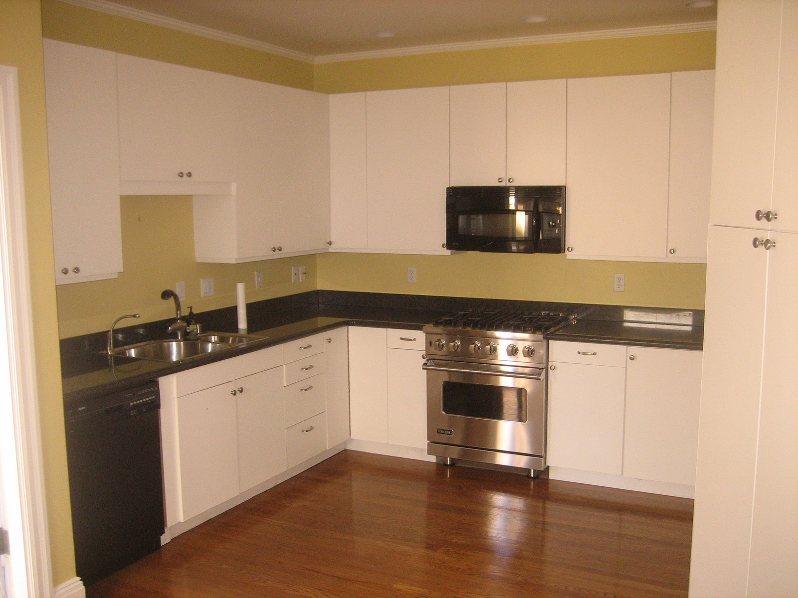 Before: Kitchen of 20th Street by Malcolm Davis Architecture