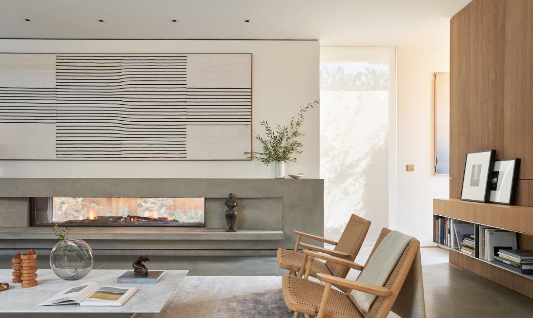 SL2 Residence living room