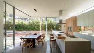 Sunlight Plays a Starring Role in an Architect's Family Home in L.A.