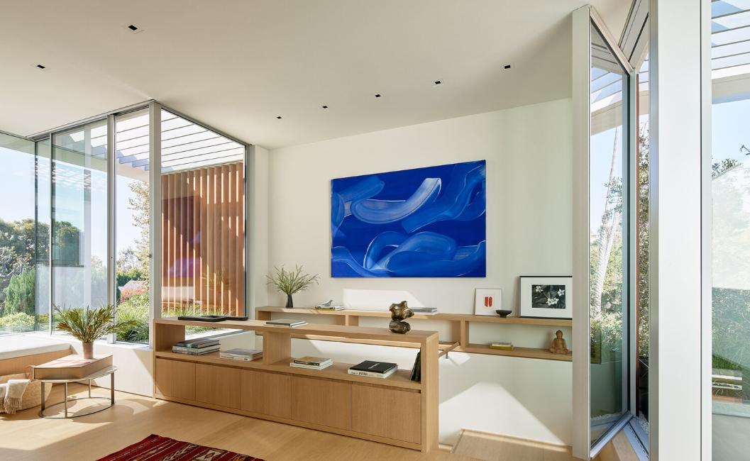 SL2 Residence living area