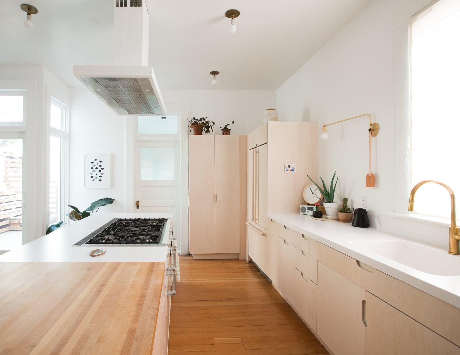 Carriage House by Medium Plenty kitchen