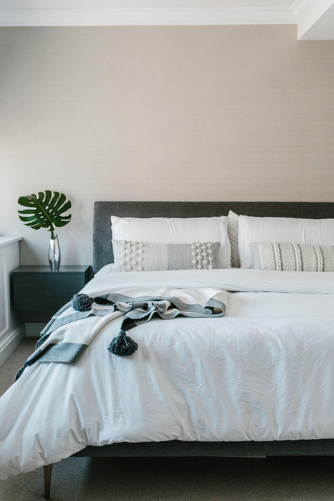Glassman/Soloman Project by Margaret Costello bedroom