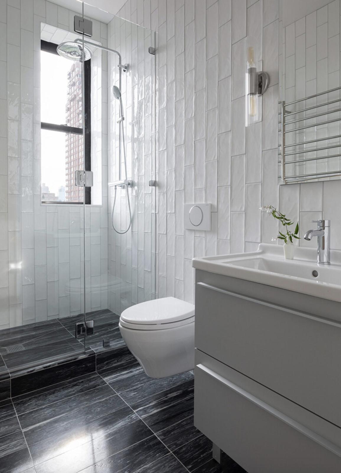 Durodeco Upper West Side Studio bathroom