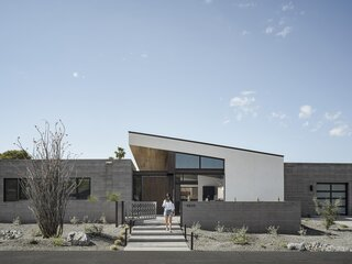 A Phoenix Family Home Embraces Mountain Views With a Detail Fit for a Circus