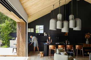 A New Build for a Young Southern California Family Is All About Playful Pairings
