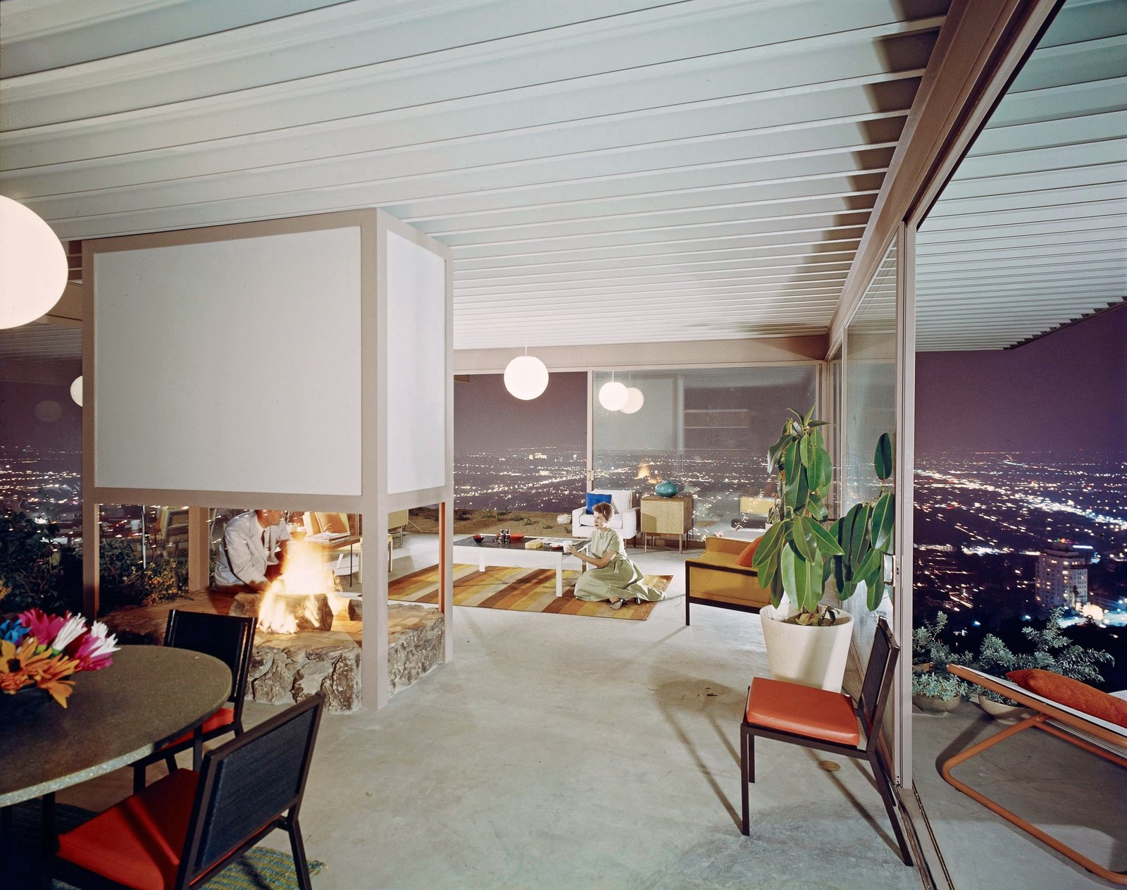 Stahl House, Los Angeles, CA - Pierre Koenig, 1957  Photo 4 of 11 in A New Book Celebrates Modernism With Futuristic Homes and Visionary Masterpieces