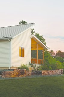 Based in Asheville, Deltec Homes is one of the best-known prefabricated and kit home designers—and they're particularly renowned for producing energy-efficient, hurricane-resistant homes. Deltec's Ridgeline model (above) is designed to maximize energy efficiency, and it consumes two-thirds less energy than a typical home.