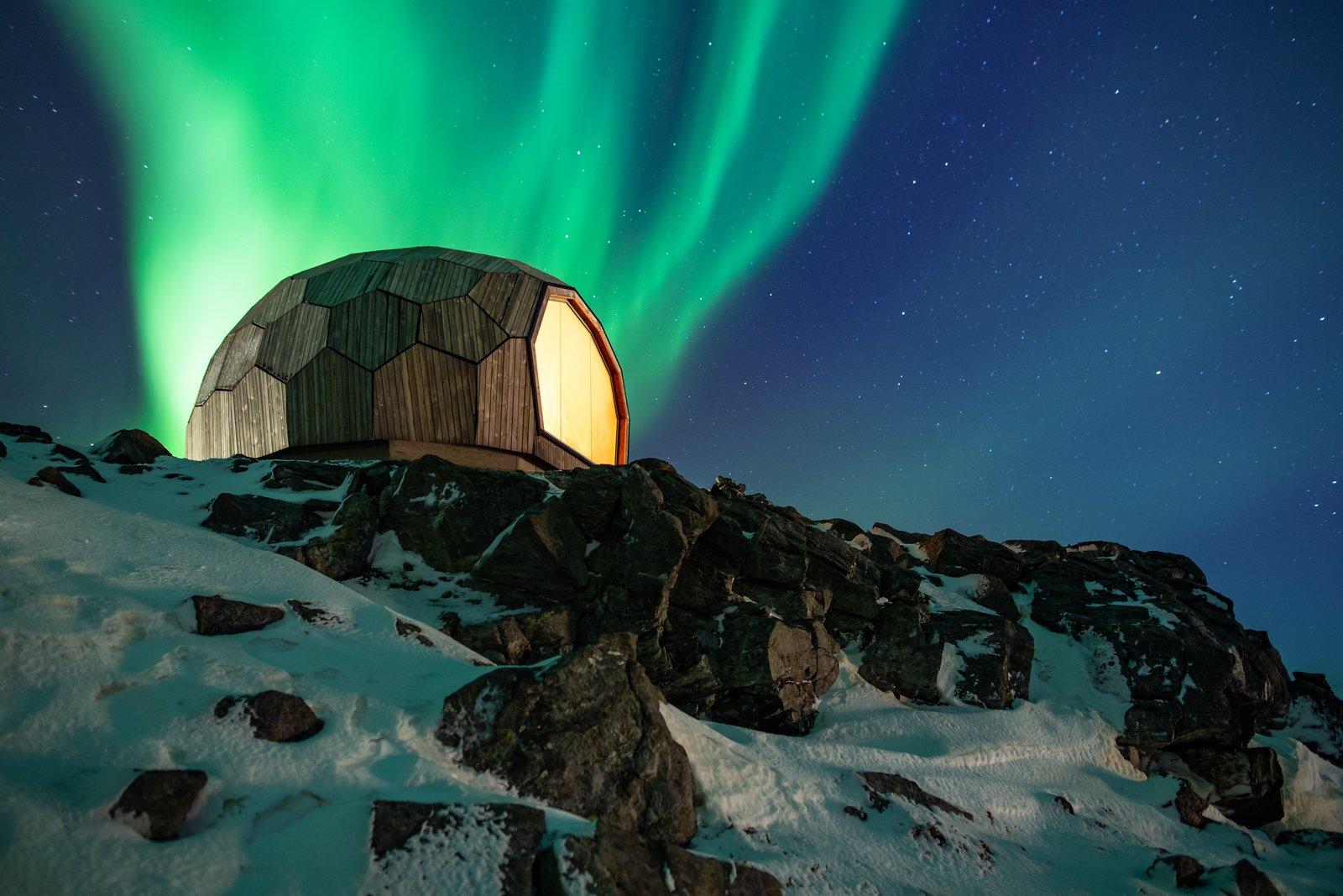 SPINN Architects Hammerfest Cabin