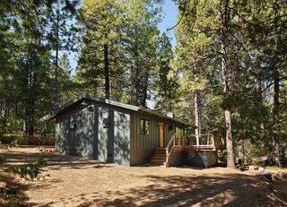 Budget Breakdown: An Architect Revives a 1963 Cabin in the Californian Sierras for $50K