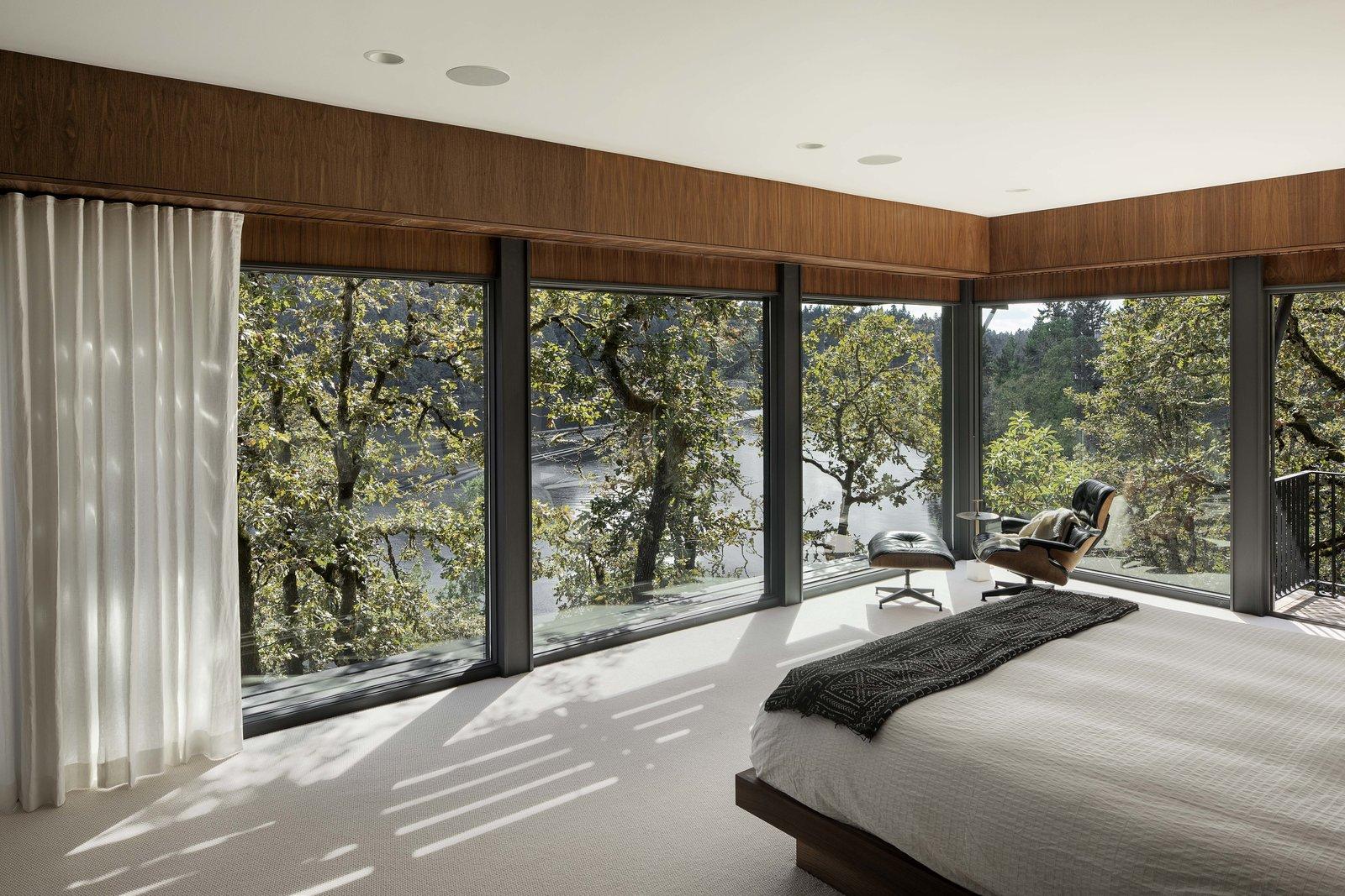 Boiler Residence bedroom