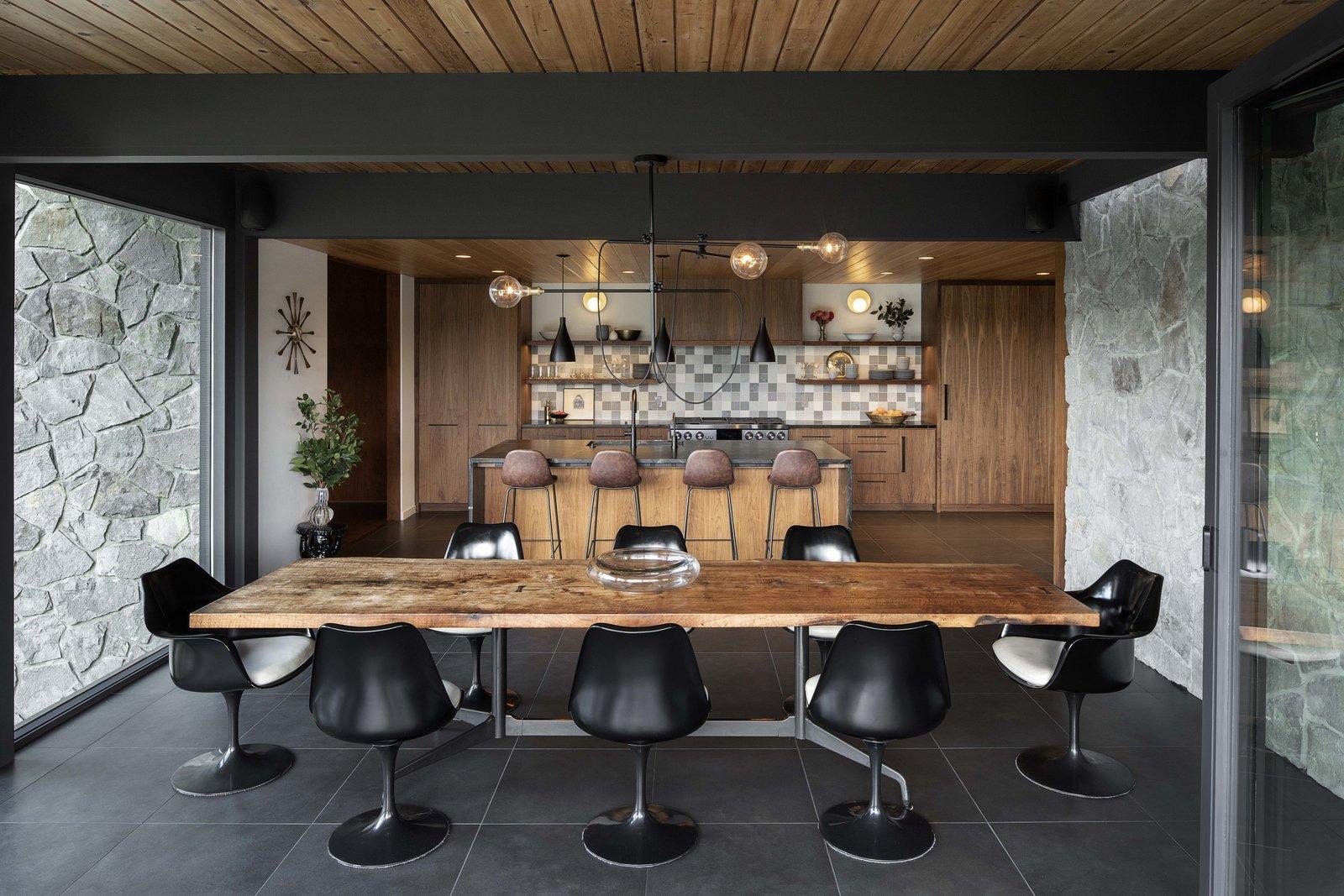 Boiler Residence dining room