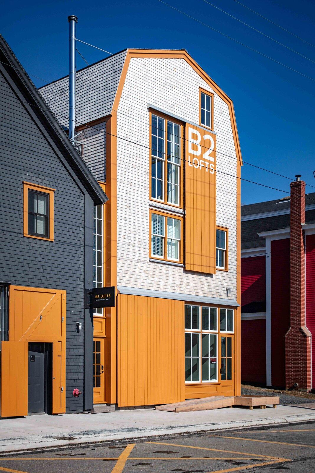 B2 Lofts exterior
