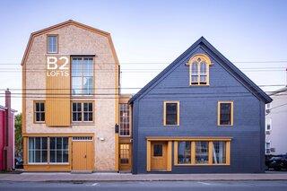 Nova Scotia's B2 Lofts Put a Contemporary Twist on a UNESCO World Heritage Site