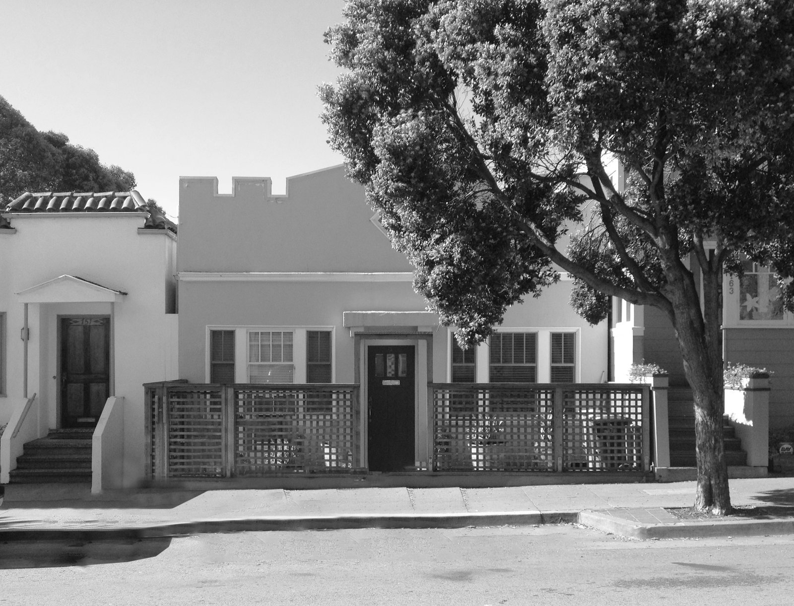 Chenery - Before  Chenery by Cary Bernstein Architect