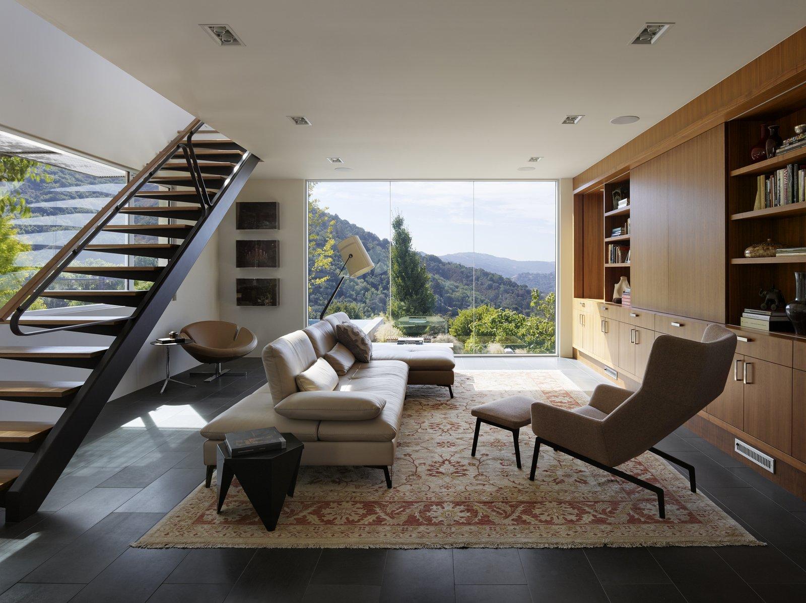 Shou Sugi Ban House Modern Home In Los Gatos California