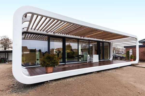 Meet the Prefab Unit That's Smart, Mobile, and Sustainable