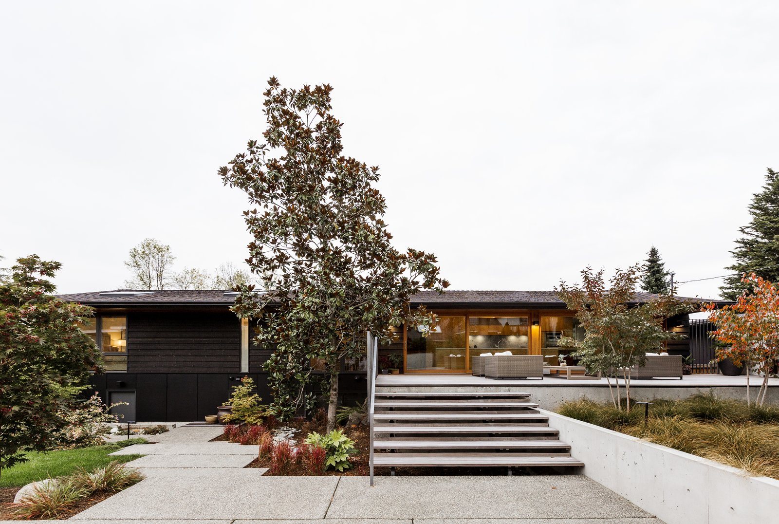 Madison Park Ranch House exterior