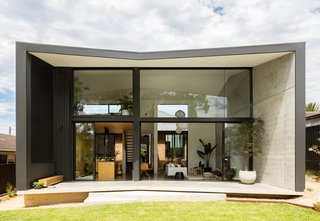 A Modest Midcentury Bungalow Takes on New Life in Sydney