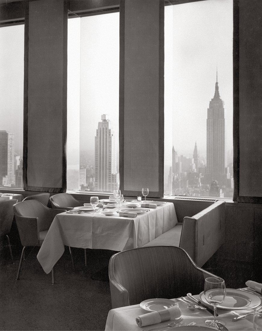 Hemisphere Club, Time-Life Building, 1960  Photo 7 of 16 in Live from New York