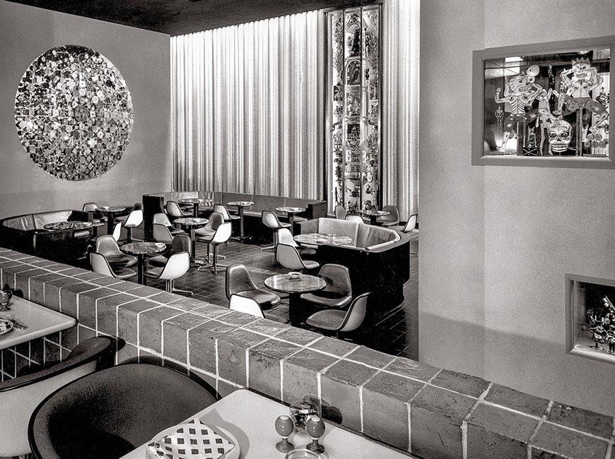 La Fonda del Sol, Time-Life Building, 1960  Photo 8 of 16 in Live from New York