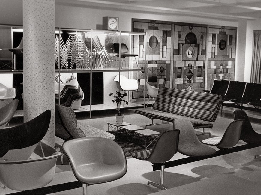 Herman Miller Showroom, 1966  Photo 10 of 16 in Live from New York