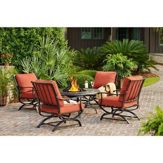 #homedepot #outdoorliving #patio #furniture #redwoodvalley #firepit #setup