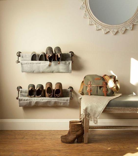 #storage #organization #shoesling #homedepot #diy    Storage