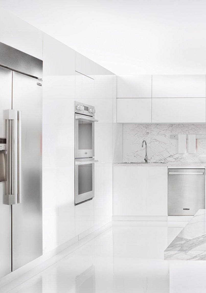 An extraordinary kitchen suite deserves equally remarkable service  Kitchen from SERVICE