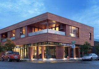 The CYRK Building
