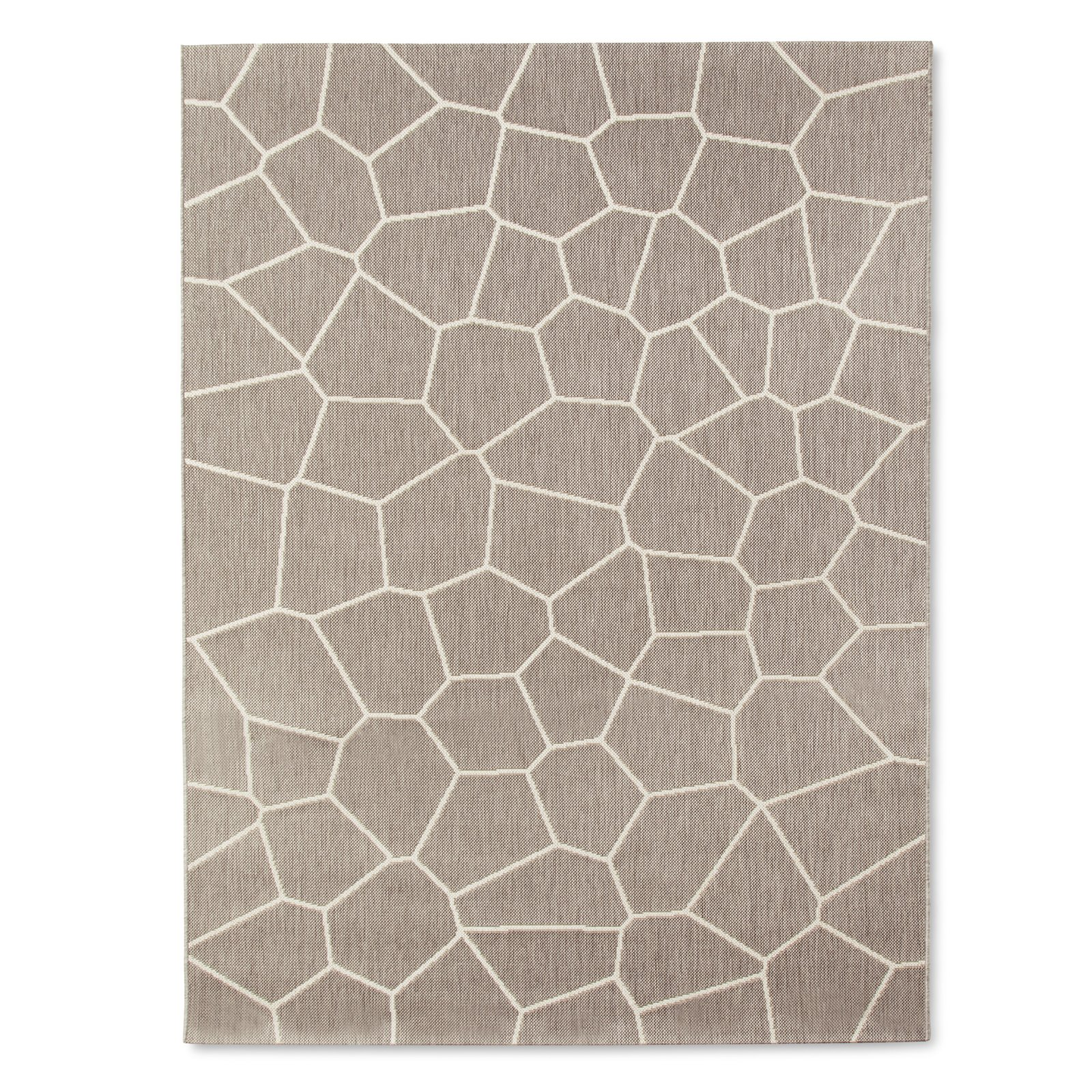 Outdoor Rug 5x7 or 8x10', $89.99-$129.99; available in gray or navy; designed by Chris Deam and Nick Dine for Modern by Dwell Magazine for Target   Photo 15 of 17 in Modern by Dwell Magazine: Outdoor Collection