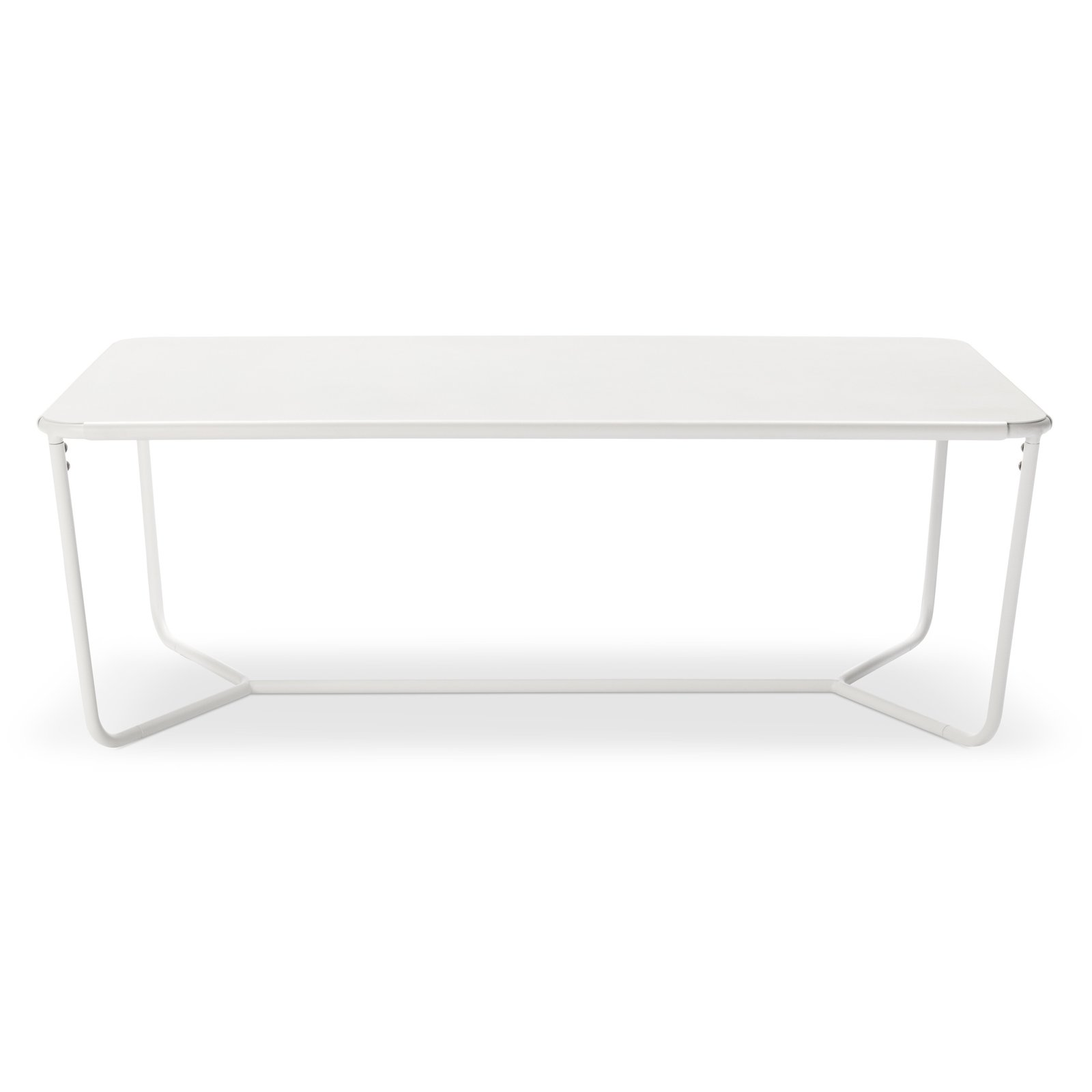 Outdoor Coffee Table, $129.99; available in gray or white; designed by Chris Deam and Nick Dine for Modern by Dwell Magazine for Target   Photo 12 of 17 in Modern by Dwell Magazine: Outdoor Collection