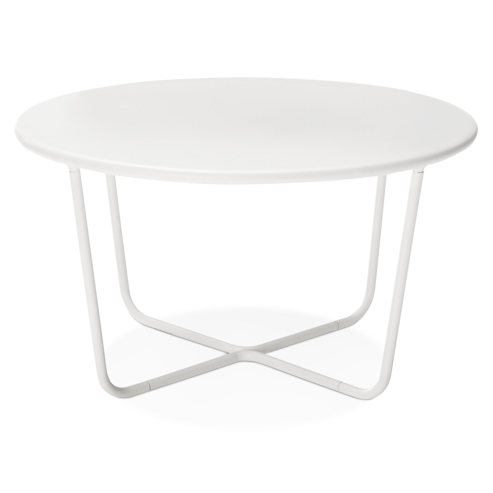 Outdoor Side Table, $89.99, available in gray or white; designed by Chris Deam and Nick Dine for Modern by Dwell Magazine for Target   Photo 10 of 17 in Modern by Dwell Magazine: Outdoor Collection