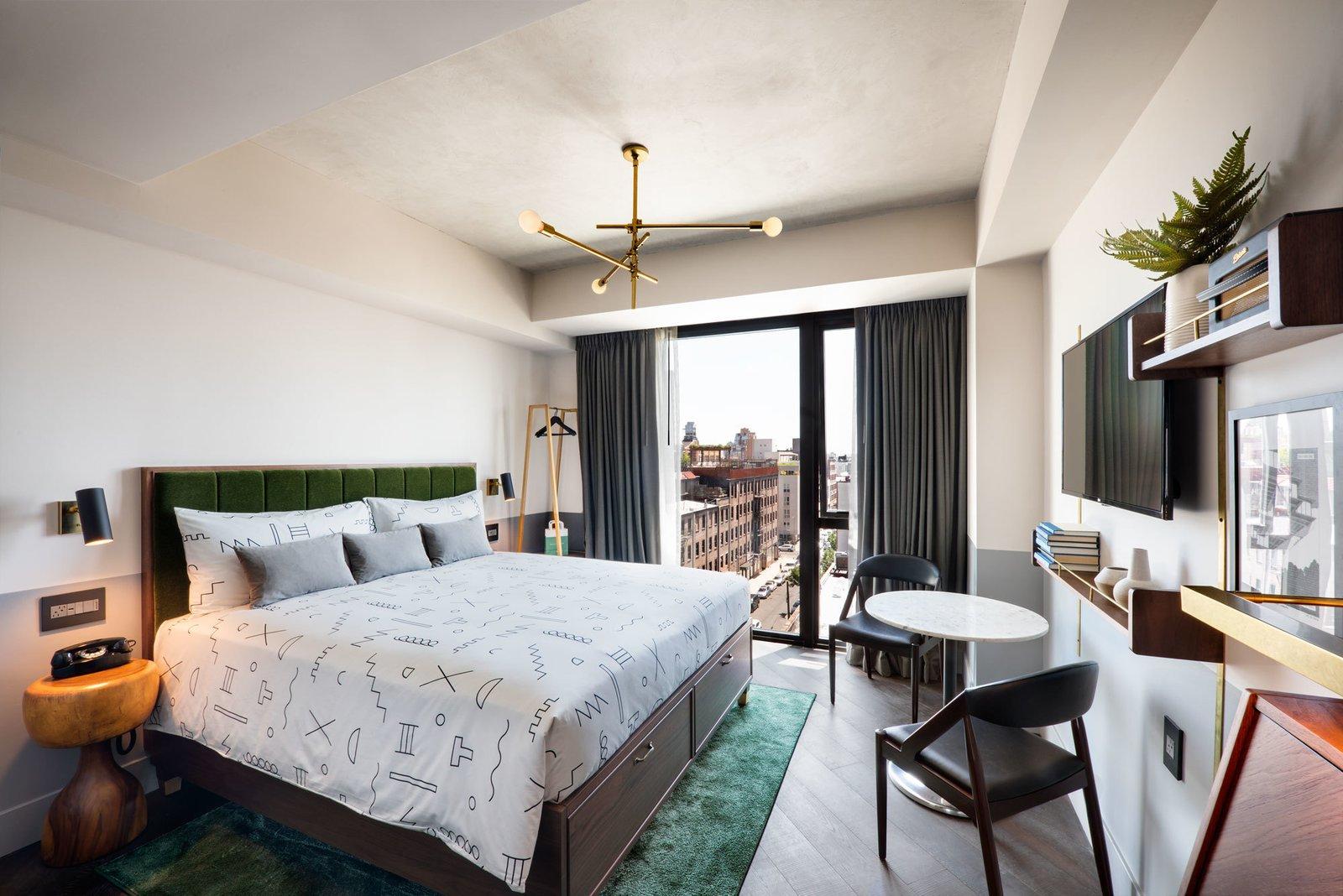 Hoxton Williamsburg bedroom
