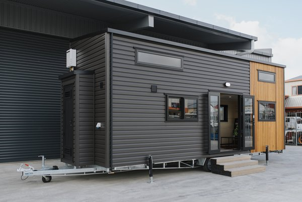 Just One Look at This New Tiny House Will Make You Want to Downsize