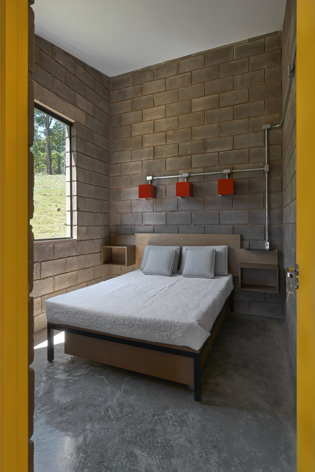 Sustainable House bedroom