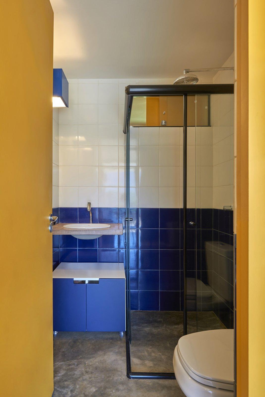 Photo 47 Of 180 In Bath Porcelain Tile, Cobalt Blue Bathroom Tile