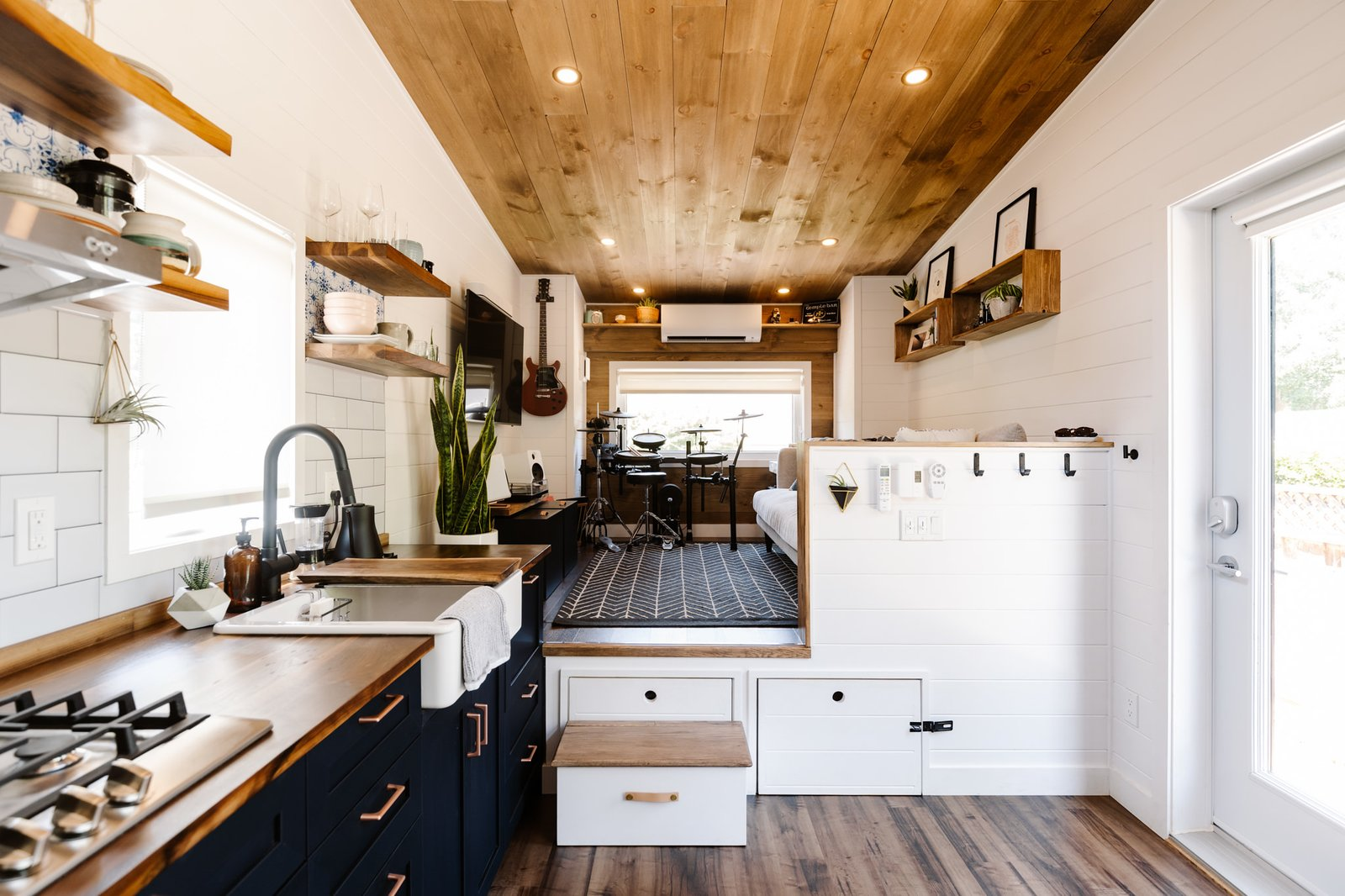 Here S What They Don T Tell You About Living In A Tiny House Dwell