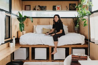 Budget Breakdown: A DIY Extraordinaire Builds the Tiny Home of Her Dreams With $12K