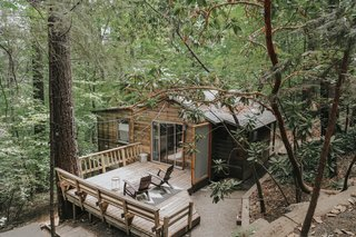 """9 """"Before & After"""" Cabin Renovations That Will Make You Look Twice"""
