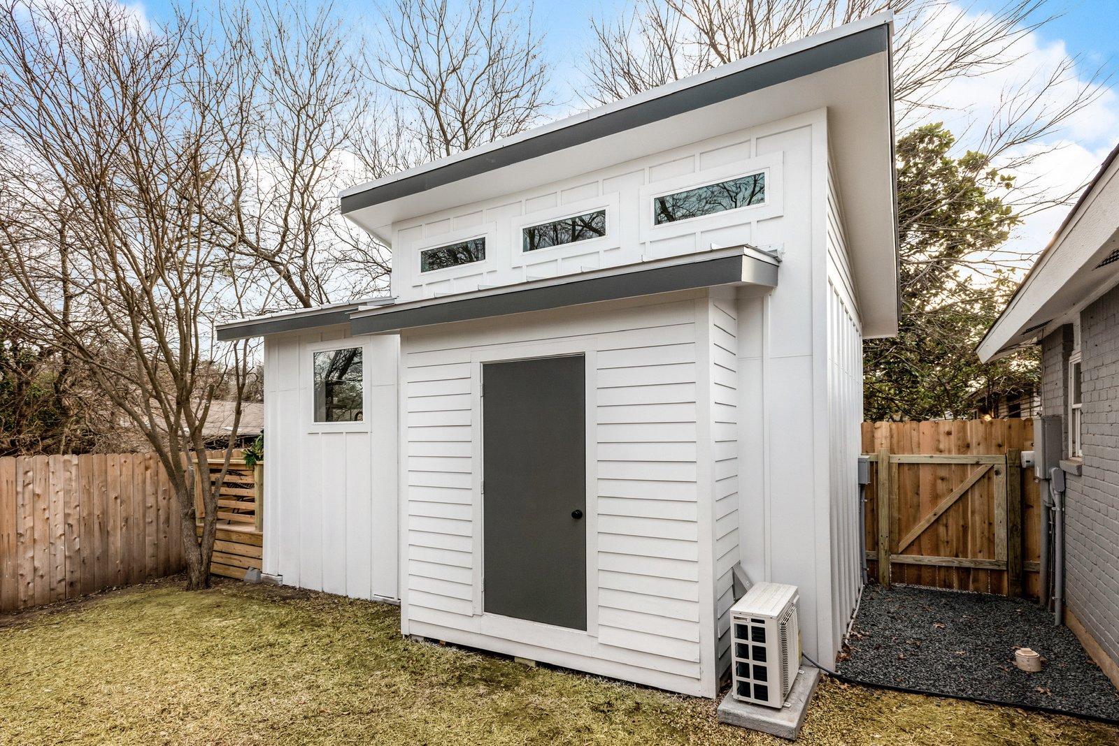 The Back House by Cedar & Oak