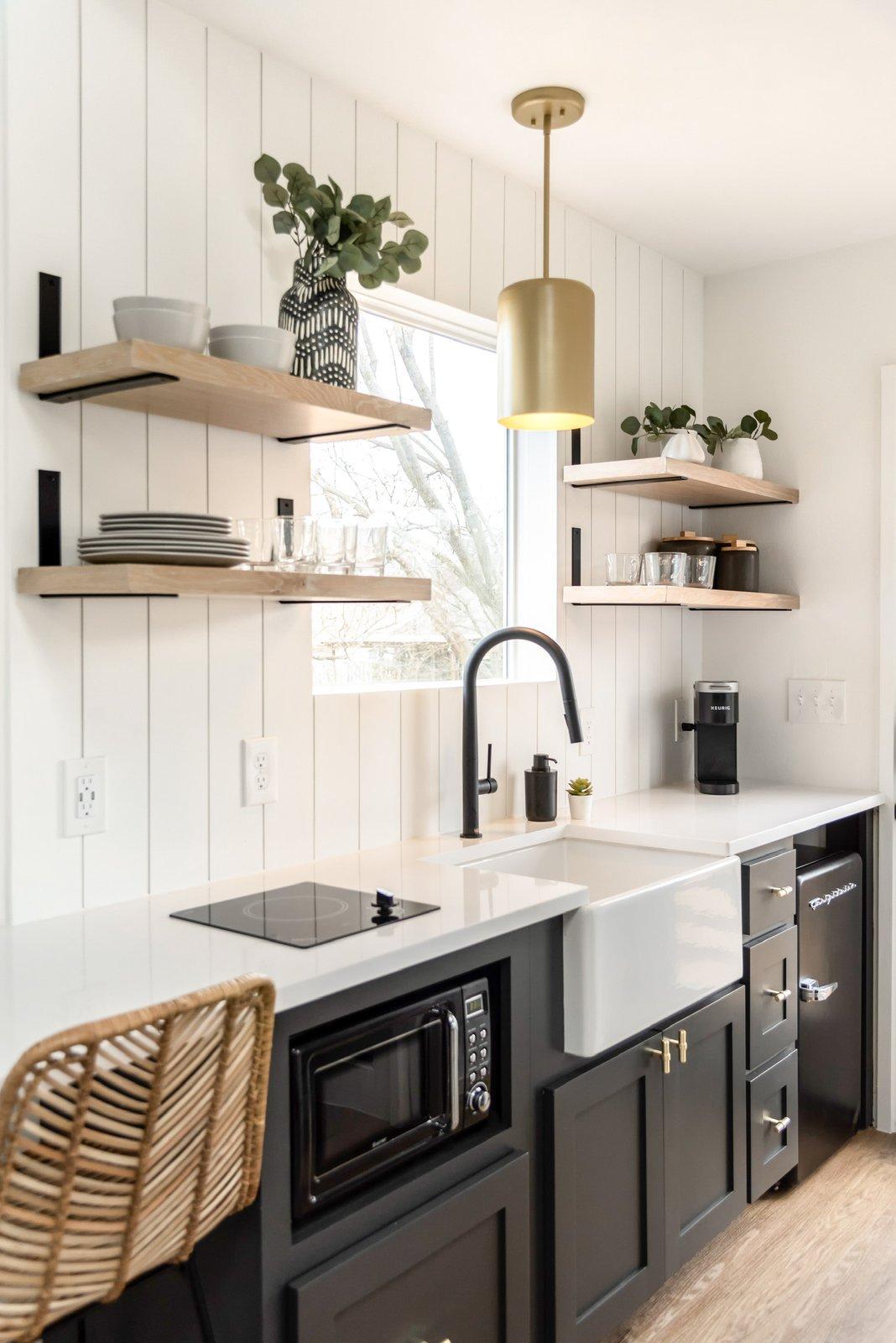 The Back House by Cedar & Oak kitchen