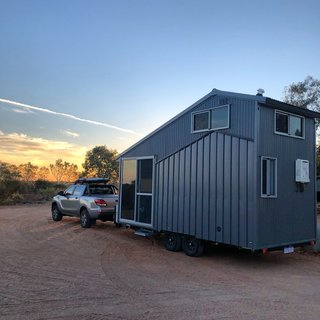 An Australian Schoolteacher Tours the Country in a Tiny Home