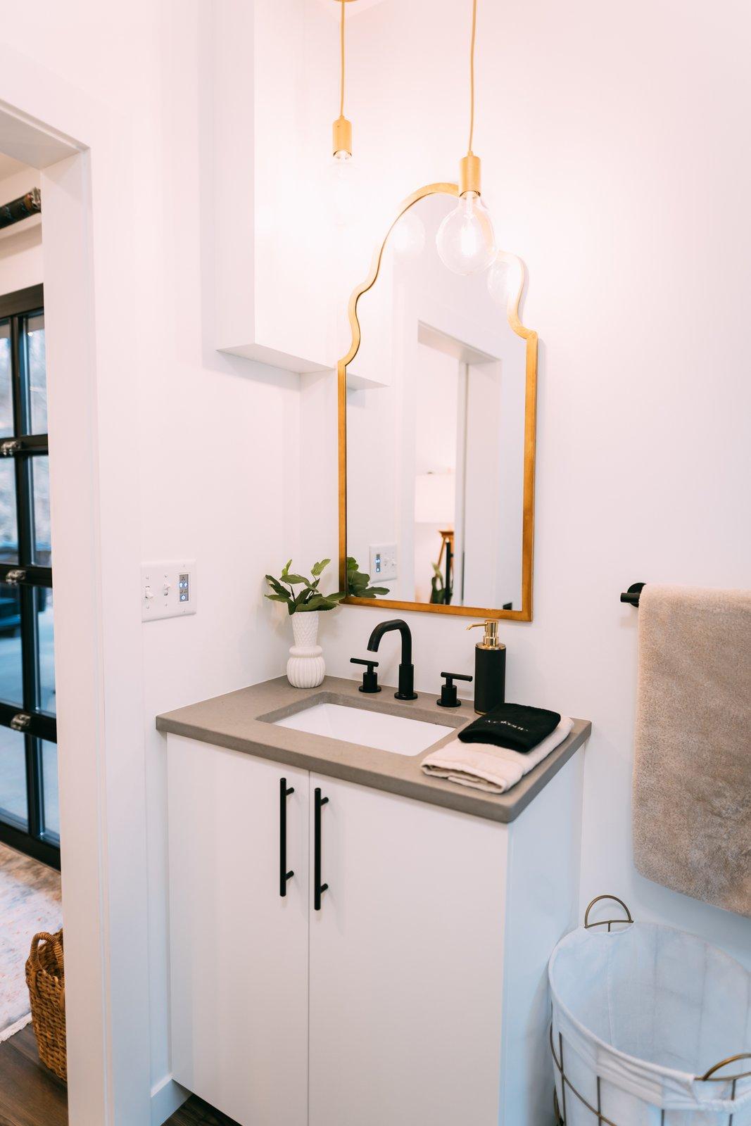 The Lily Pad Creative Cabinets Troy Dianna Shurtz bathroom