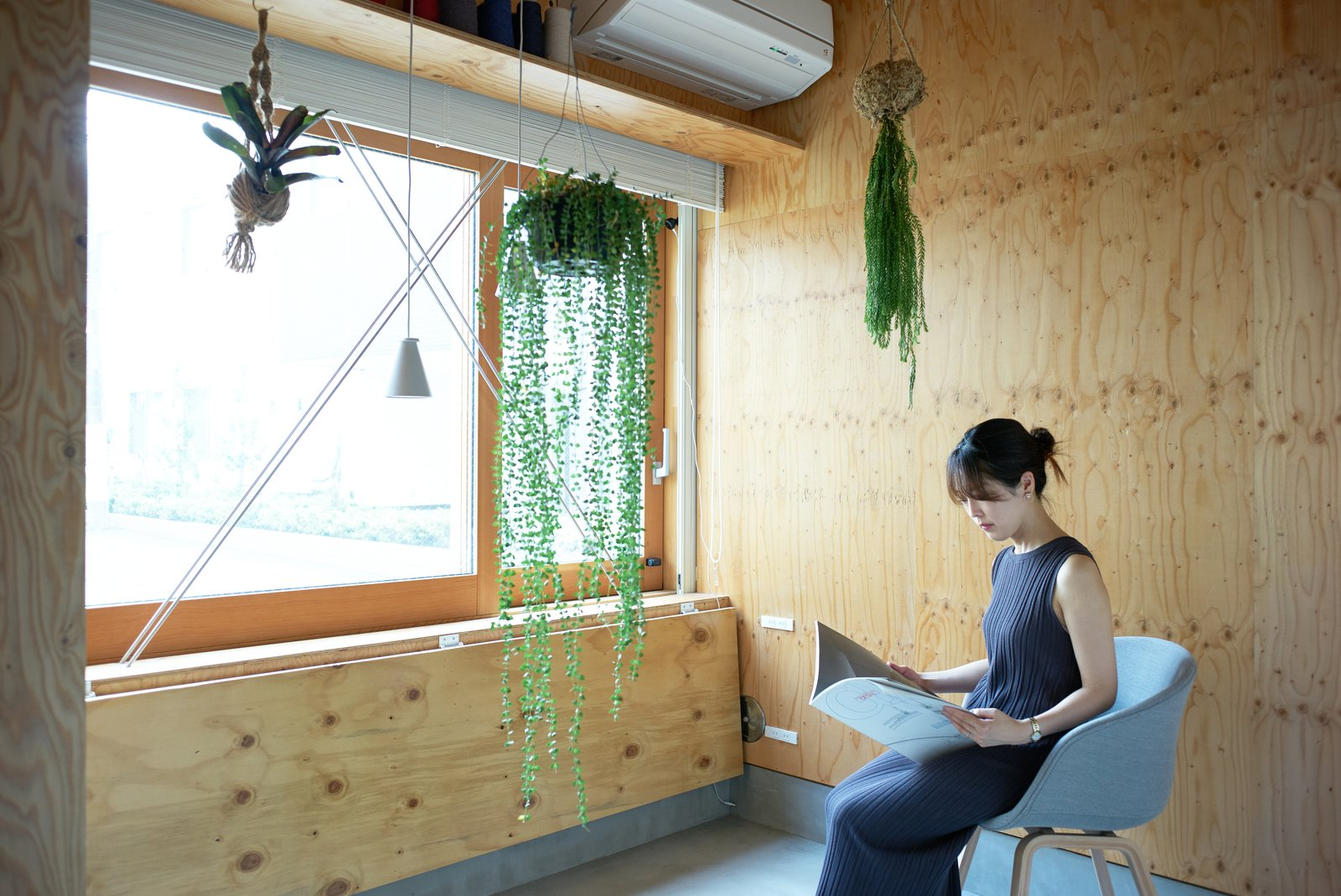 Milk Carton House Tenhachi Architect and Interior Design office