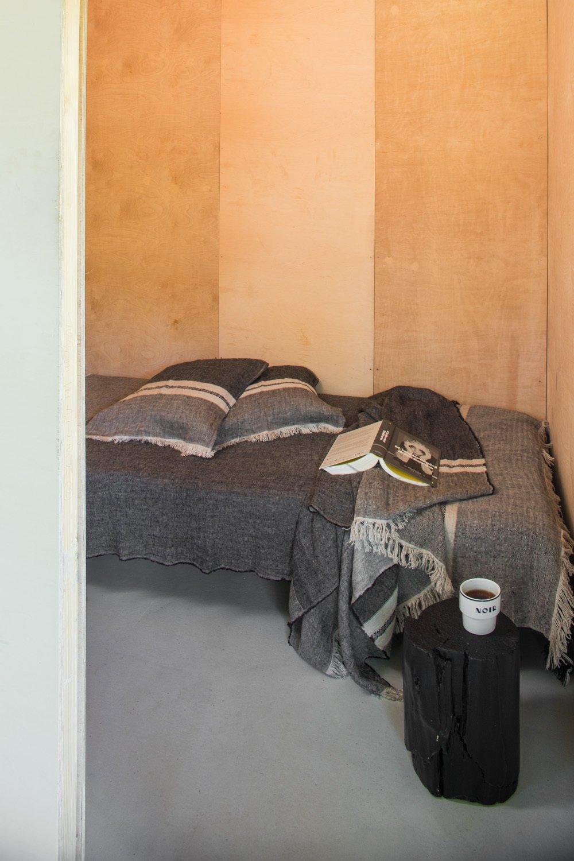 Warsaw Weekend House bedroom