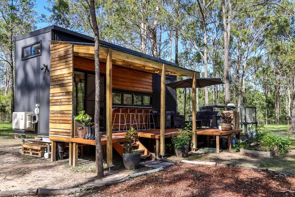 Life Done Simple Tiny House exterior