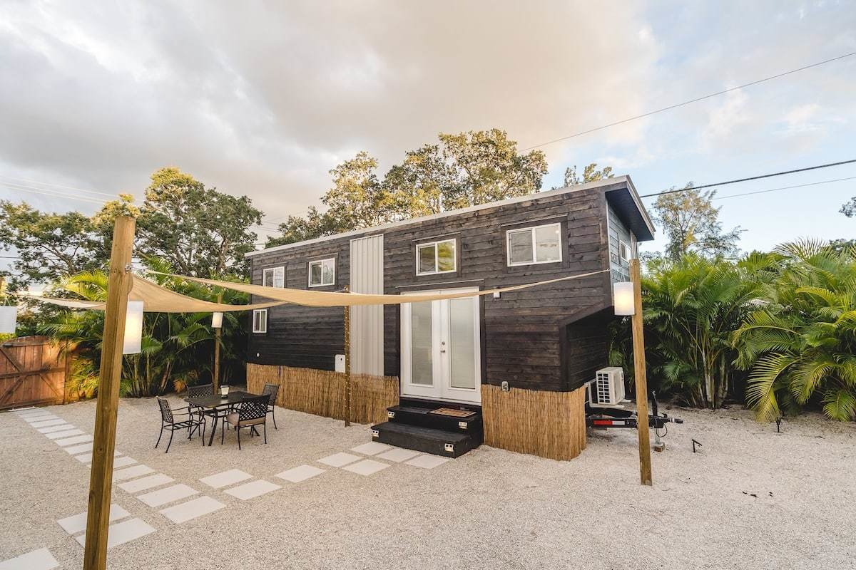 Tiny House Paradise is  Photo 5 of 24 in Check Out These 23 Tiny Houses Perfect for an Autumn Getaway